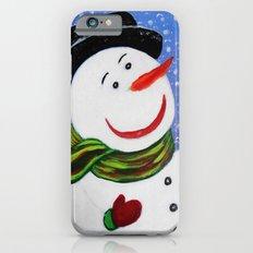 Christmas card 5 iPhone 6s Slim Case