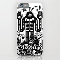 Big Babu iPhone 6 Slim Case