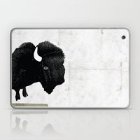 THE KING OF PRAIRIE Laptop & iPad Skin