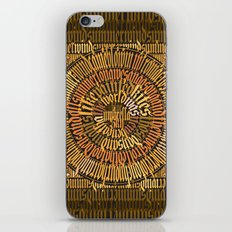 The Summer Wind iPhone & iPod Skin