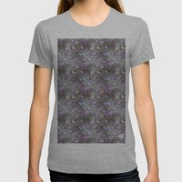 Field Of Kittens Womens Fitted Tee Athletic Grey SMALL