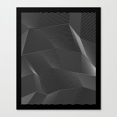 Minimal lines Canvas Print