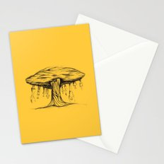 The tree of Immaturity Stationery Cards