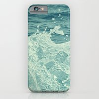 iPhone & iPod Case featuring The Sea III. by Dr. Lukas Brezak