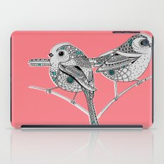 Two birds iPad Case