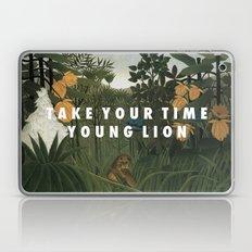 Weekend of the Lion Laptop & iPad Skin