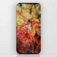 Glow in the Dark iPhone & iPod Skin
