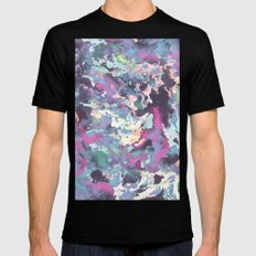 Celestial Mens Fitted Tee Black SMALL