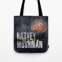 HARVEY MUSHMAN Tote Bag