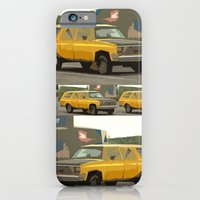 iPhone & iPod Case featuring Eric's New Age Suburban Dream by Bruce Stanfield
