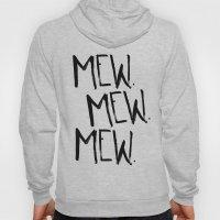 Mew. Hoody