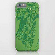 Motorcycle Board Track Racer 2 iPhone 6 Slim Case