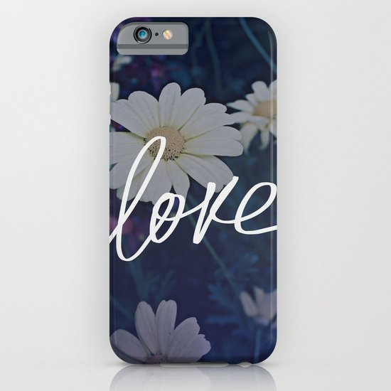 Love in Bloom iPhone & iPod Case