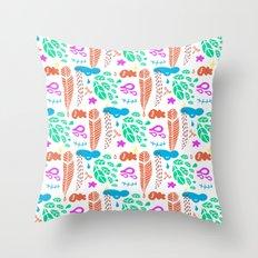 pattern I Throw Pillow