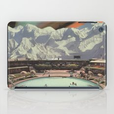 Saturn Spa iPad Case