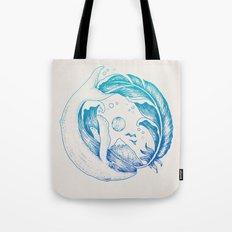 Fly High/Swim Deep Tote Bag