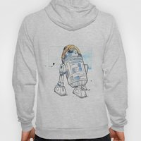 R2 and His Baby Sloth Hoody