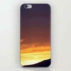 Western Colorado Sunrise iPhone & iPod Skin