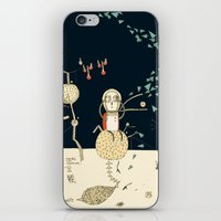 """""""You Will Not Do Incre… iPhone & iPod Skin"""
