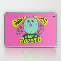 Donut Arigato Laptop & iPad Skin