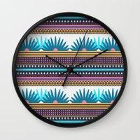 Multi Geometric Love Wall Clock