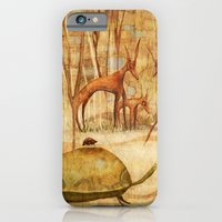 The Tortoise and the Beetle iPhone 6 Slim Case