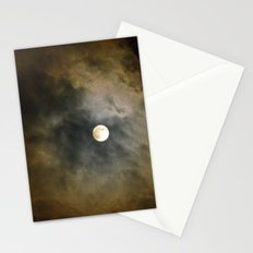 Lunar Corona  Stationery Cards