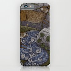 Swamp Rabbit's Reedy River Race iPhone 6 Slim Case