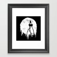 Midnight Adventure Framed Art Print