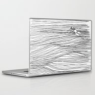 Another Long Silence Laptop & iPad Skin