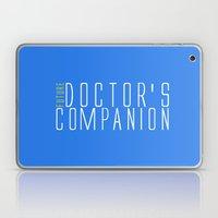 Future Doctor's Companio… Laptop & iPad Skin