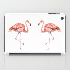 Pink Flamingo iPad Case