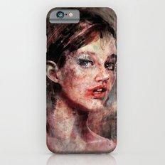 Be Good, Damaged Baby Doll iPhone 6 Slim Case