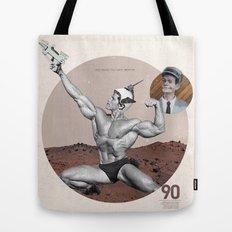 Arnie - Total Recall Tote Bag