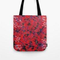 Dissemination / Pattern … Tote Bag