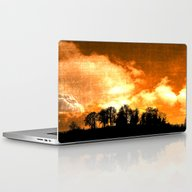 Mystical Hill Laptop & iPad Skin