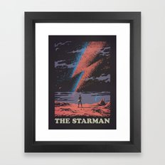 The Starman Framed Art Print