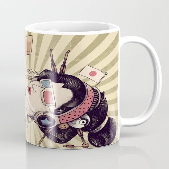 Geisha Mug