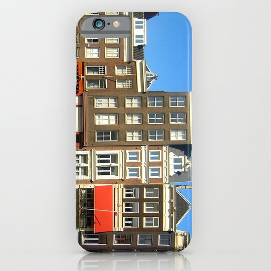 Line Up in Amsterdam. iPhone & iPod Case