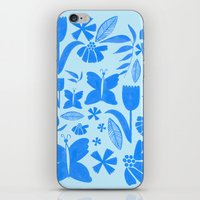 Norwegian Wood  iPhone & iPod Skin