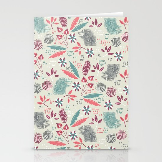 Forest Twilight  Stationery Card