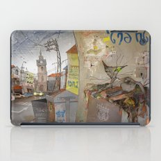 Private Territory iPad Case