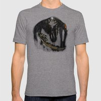 Gravelord Nito - Dark So… Mens Fitted Tee Tri-Grey SMALL
