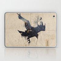 Space Raven Laptop & iPad Skin