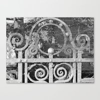 The MAGIC Gate - Another… Canvas Print
