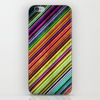 Stripes II iPhone & iPod Skin