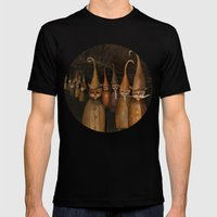 The Pilgrimage Mens Fitted Tee Black SMALL