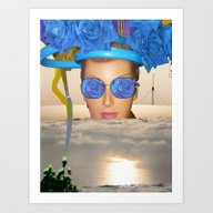 Submision 101 - Artifici… Art Print