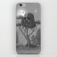 iPhone & iPod Skin featuring Dark Side Of The Forest  by Terry Fan