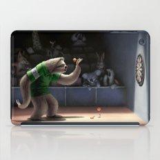 Sloth Darts iPad Case